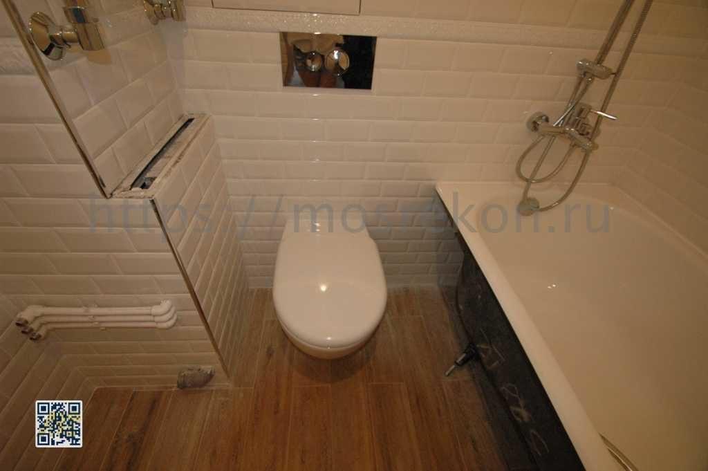 Укладка дизайнерской плитки на стены и полы от 900 руб м2