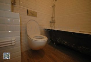 Элитный ремонт совмещенной ванной в ЖК Испанские Кварталы