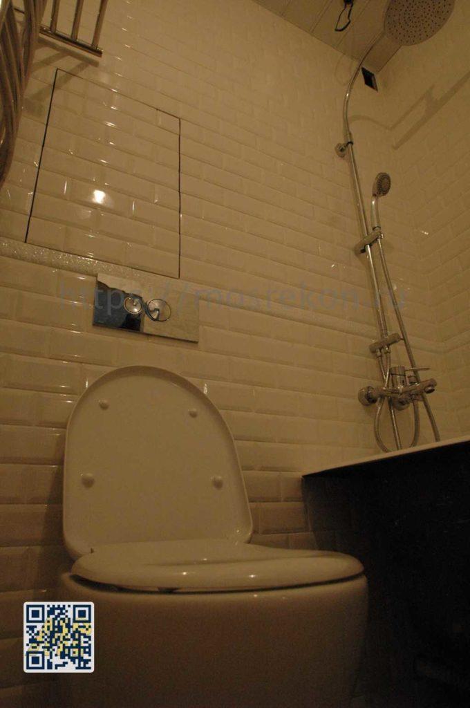 Ремонт ванной комнаты в районе Николо-Хованское фото