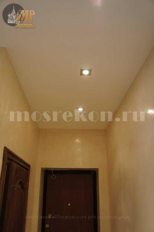 Гкл потолок под окраску в коридоре