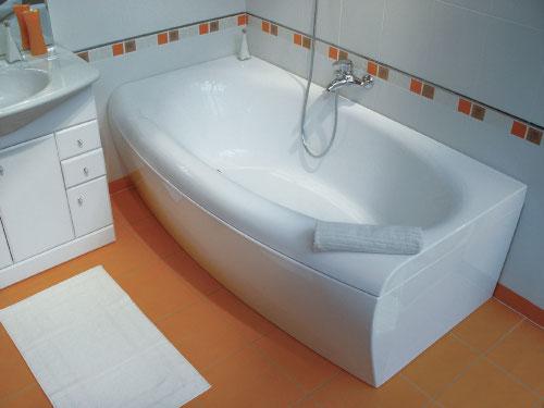 материалы для ванн