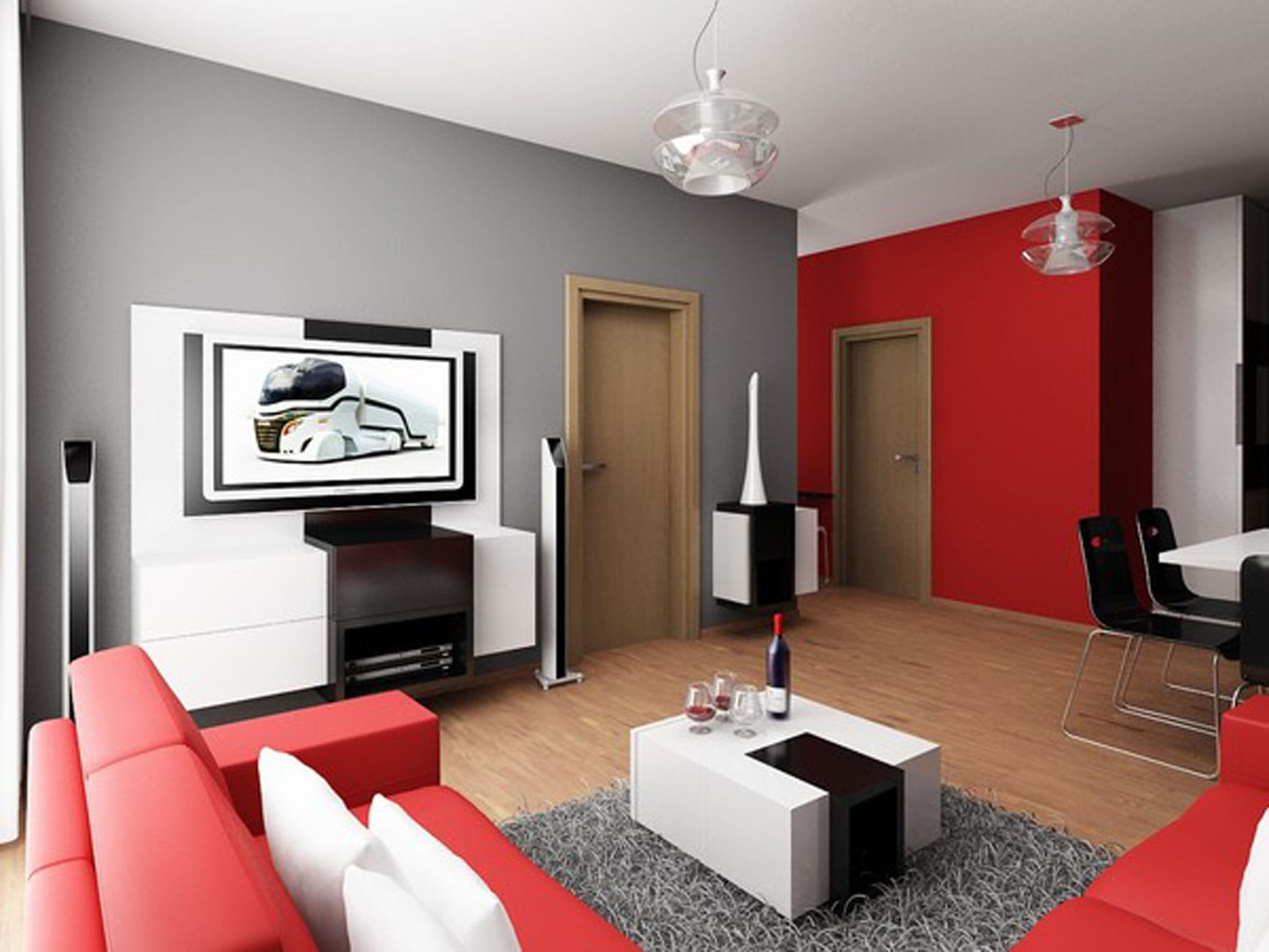 Resultado de imagen de квартиры после ремонта без мебели фото