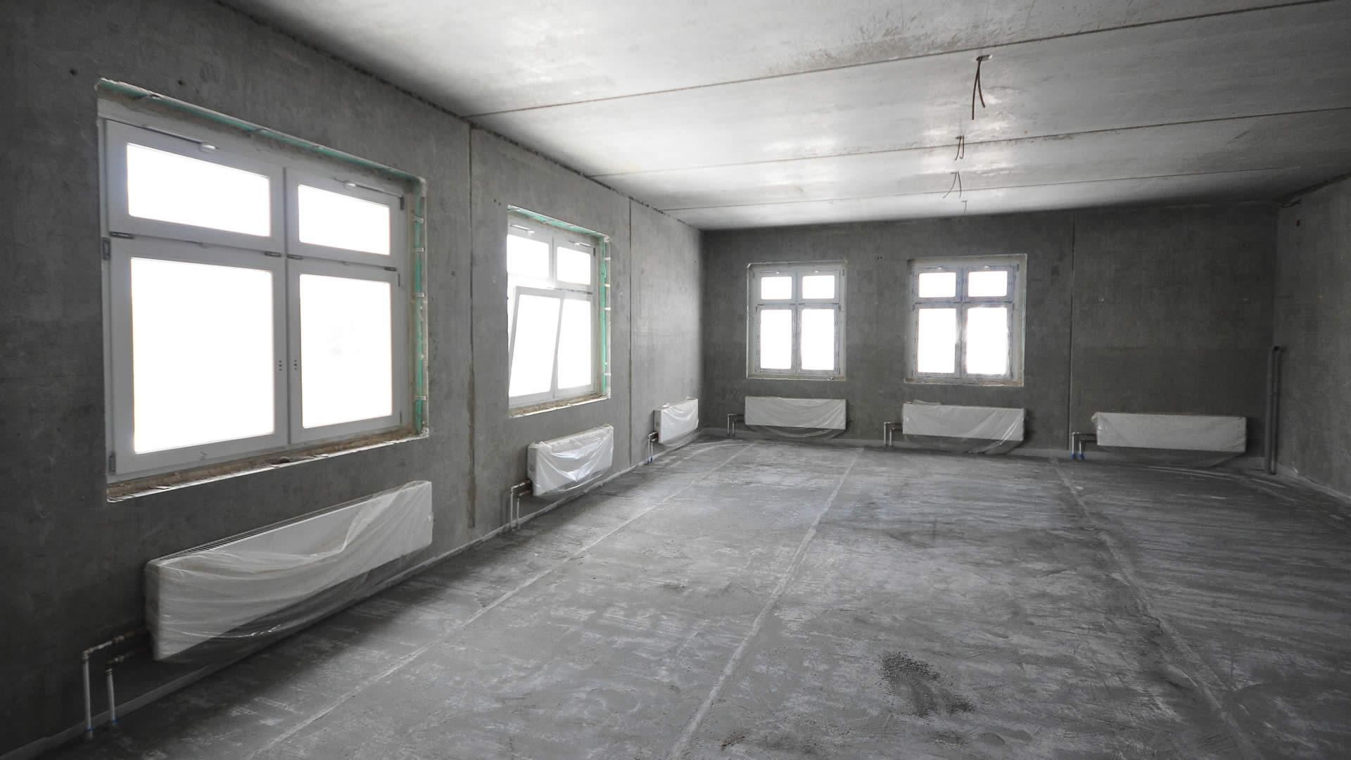 Черновой ремонт квартиры