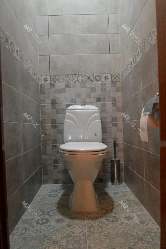 фото ремонта туалета