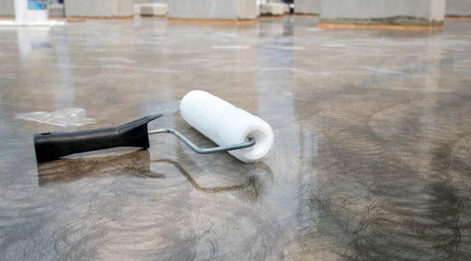 Как сделать наливной пол своими руками пошаговая технология