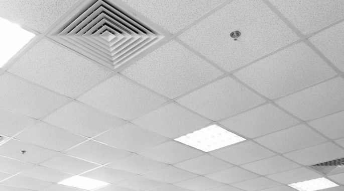 Потолок армстронг виды, монтаж, устройство