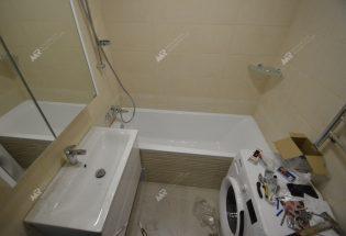 Ремонт ванной комнаты на Боровском шоссе