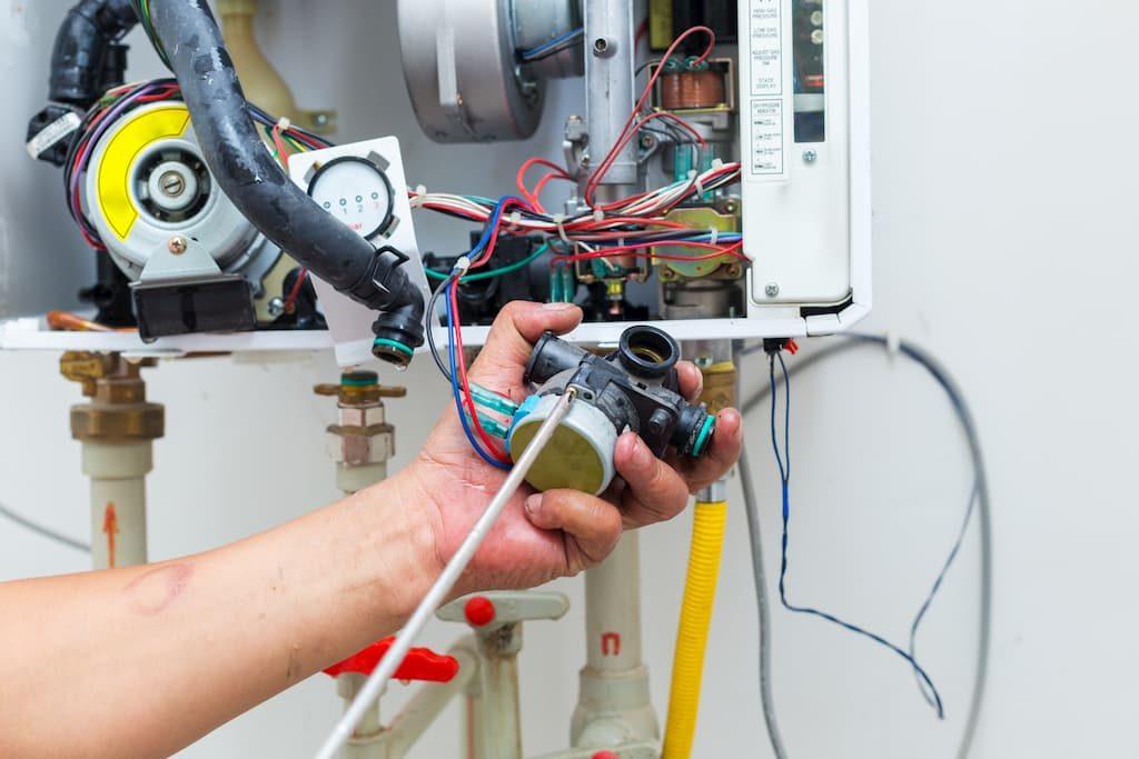 Виды проточных водонагревателей
