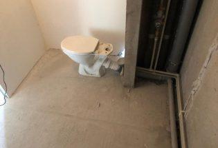 Ремонт туалета в поселке Лопатино