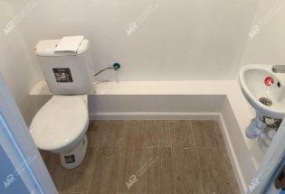 туалет от застройщика ЖК Спутник