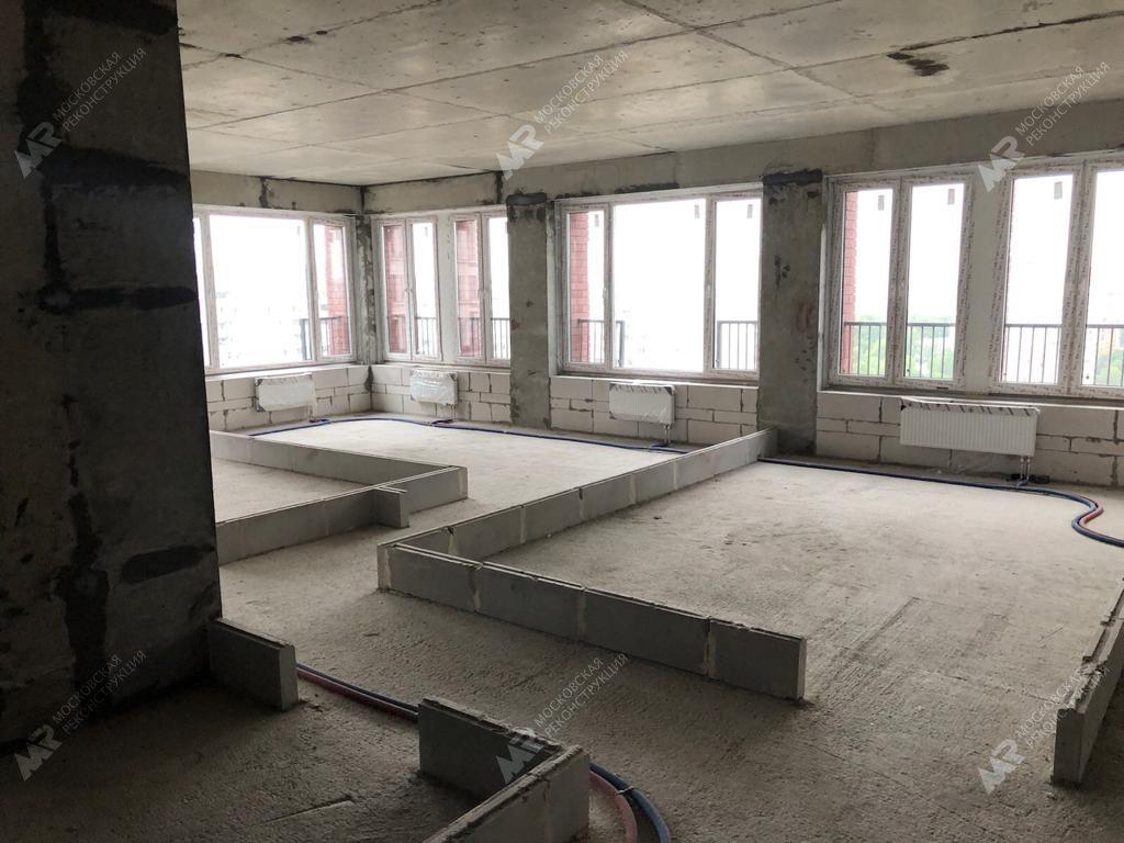 Квартира 3-х комнатная от застройщика Жк Родной город
