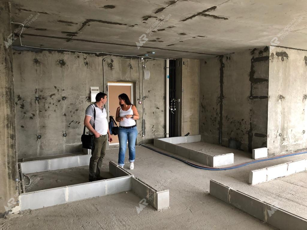 Квартира без отделки от застройщика Жк Родной город
