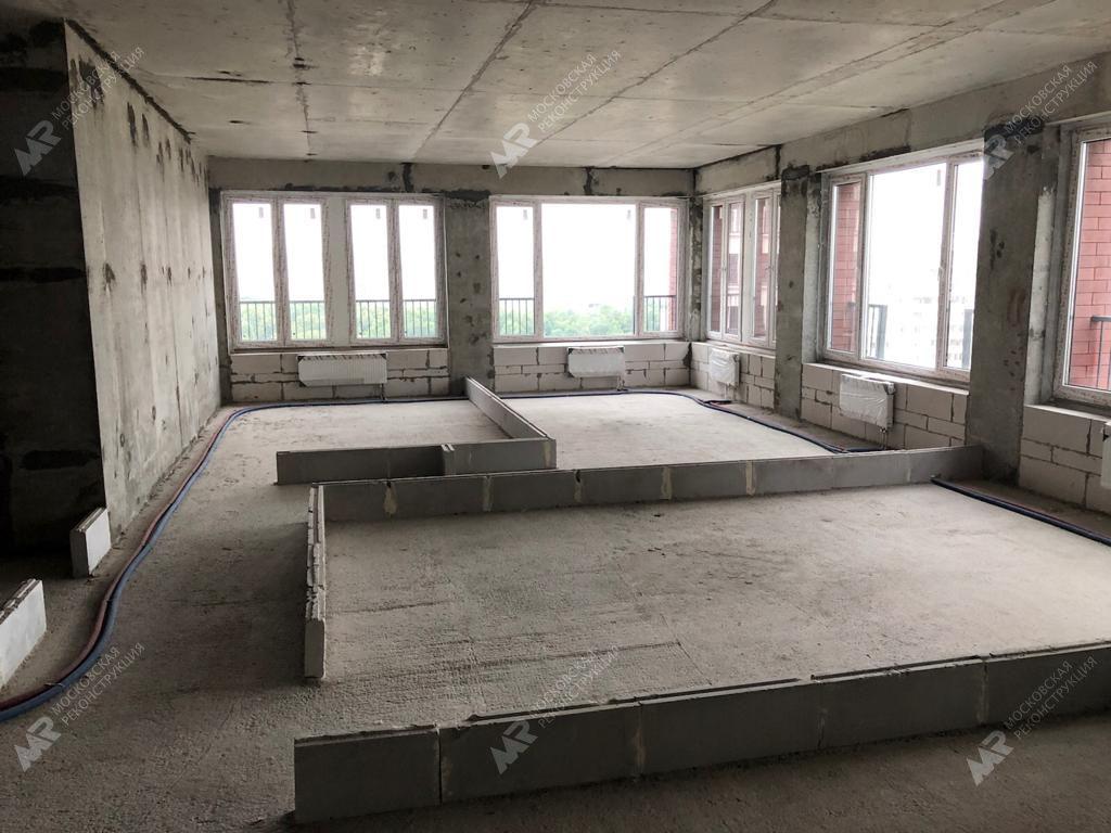 Монолитный дом от застройщика Жк Родной город