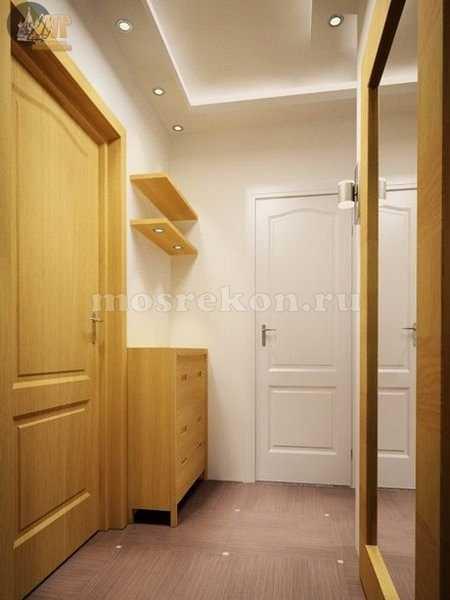 Рассмотрим способы отделки стен в коридорах, пространствах возле лестниц и прихожих