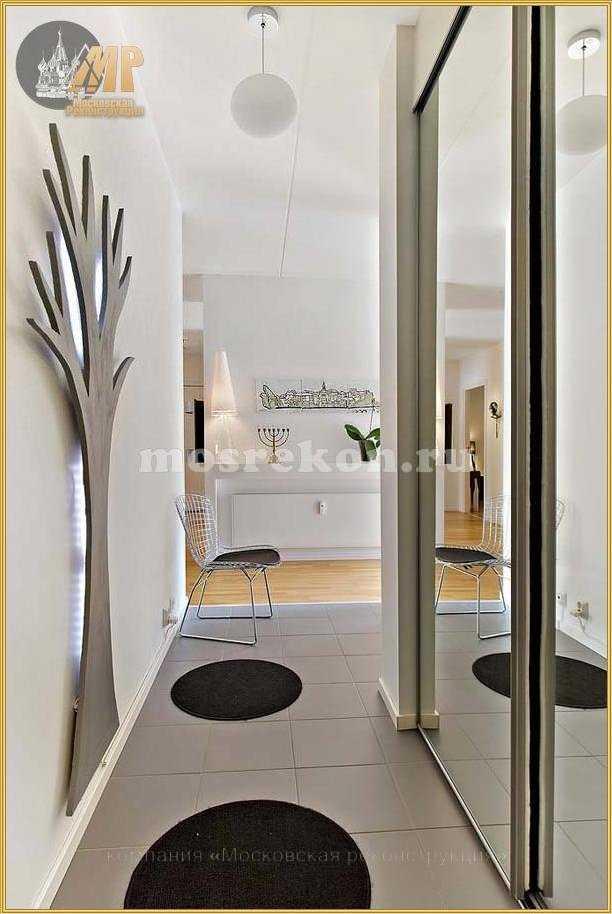 Ремонт новой квартиры под ключ фото 1-3
