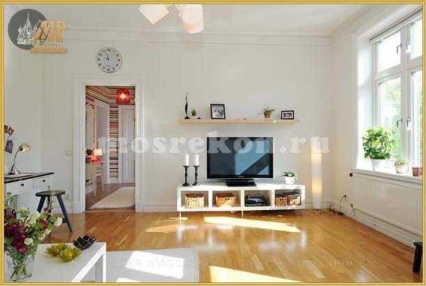 Ремонт новой квартиры под ключ фото 1-17