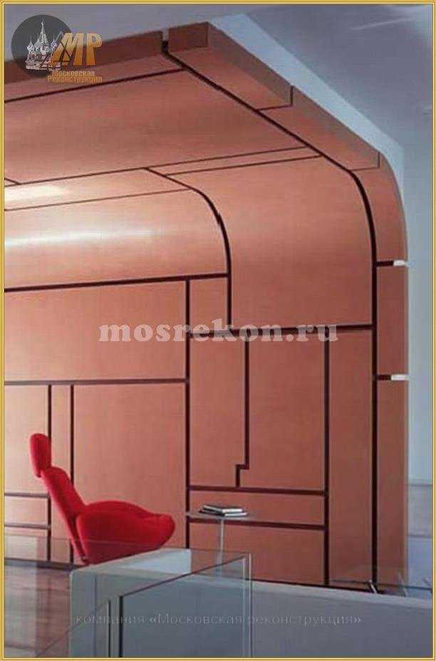 Дизайн и косметический ремонт офисов, отделка офисов под ключ в Москве и Московской Области фото