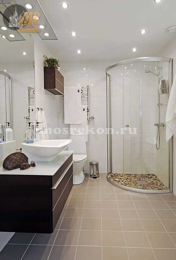 Ремонты ванных комнат, туалетов и
