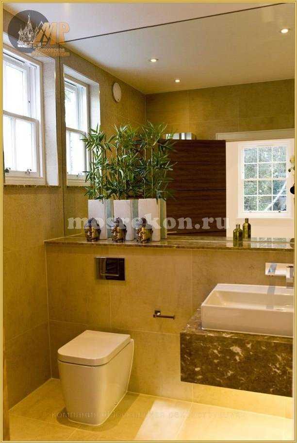 Ремонт ванных комнат под ключ фото 1-3