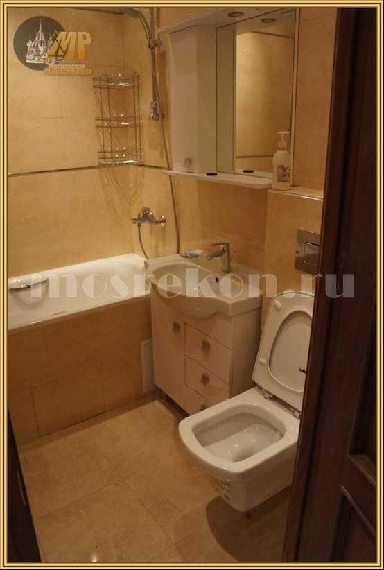 Отделка и ремонт ванных комнат, туалетов и санузлов под ключ