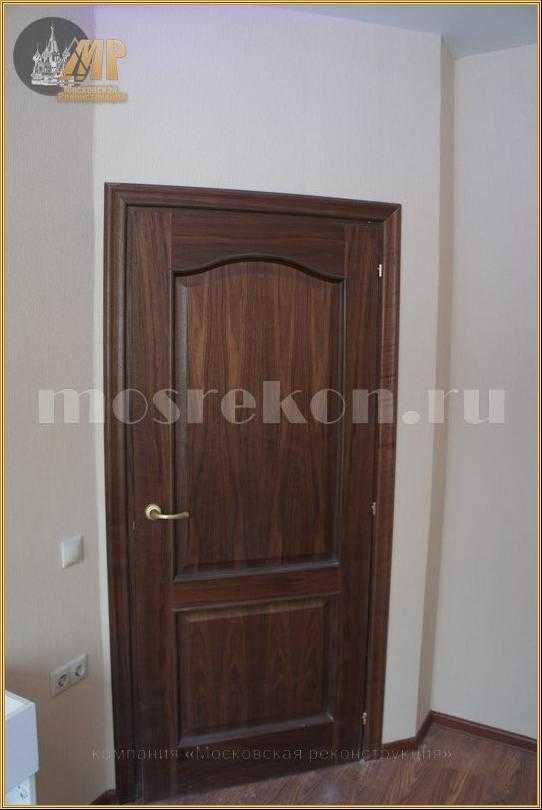 образец договора на монтаж дверей