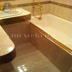 Эксклюзивная отделка ванной и туалета фото 1-2