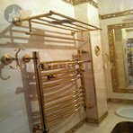 Эксклюзивная отделка ванной и туалета фото 1-3