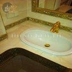 Эксклюзивная отделка ванной и туалета фото 1-5
