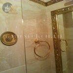 Эксклюзивная отделка ванной и туалета фото 1-6