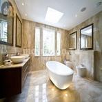 Элитный ремонт ванной комнаты фото 1-1