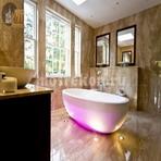 Элитный ремонт ванной комнаты фото 1-4