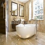 Элитный ремонт ванной комнаты фото 1-5