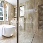 Элитный ремонт ванной комнаты фото 1-6