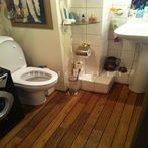 Капитальный ремонт ванной и туалета фото 1-4