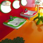 Ремонт санузла в детской комнате фото 1-2