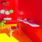 Ремонт санузла в детской комнате фото 1-6