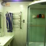 Ремонт санузла с душевой кабиной фото 1-4