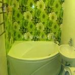 Ремонт совмещенной ванной комнаты фото 1-2