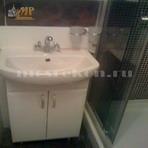 Ремонт ванной комнаты и туалета фото 1-3