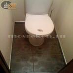 Ремонт ванной комнаты и туалета фото 1-4